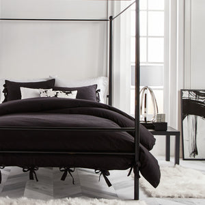 Karl Lagerfeld Paris Paris Dot Comforter Set