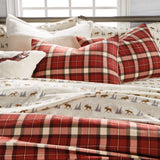G.H. Bass Autumn Plaid Comforter Set