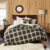 G.H. Bass Newfield Plaid Comforter Set