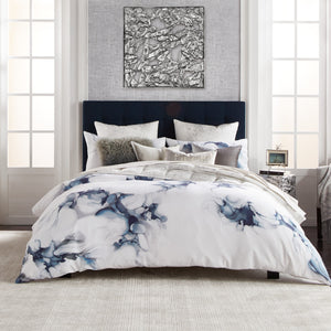Michael Aram Blue Mist Duvet Bedding Collection
