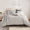 Peri Home Chenille Rose Comforter Bedding Collection