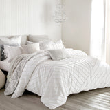 Peri Home Linear Loop Comforter Bedding Collection