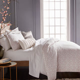 Murmur Blush Tua Comforter Bedding Collection
