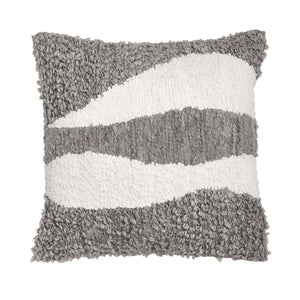 Murmur Embroidered Decorative Pillow
