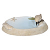 Destinations Bird Haven Bath Accessories Soap DIsh