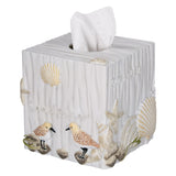 Destinations Bird Haven Bath Accessories Tissue Box Cover