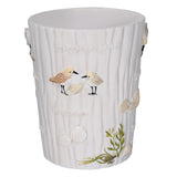 Destinations Bird Haven Bath Accessories Waste Basket