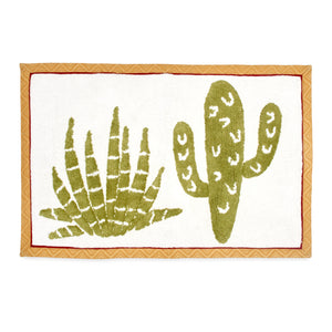 Destinations Southwest Cactus Bath Rug