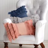 Peri Home Fringe Decorative Pillow