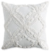 Peri Home Metallic Chenille Decorative Pillow