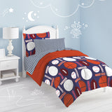 Dream Factory All Sports Bed in a Bag Comforter Set