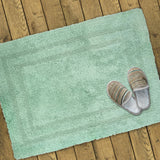Great Hotels Collection Border Bath Rug