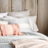 Peri Home Tufted Dot Stripe Comforter Bedding Collection Set