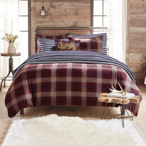 G.H. Bass & Co. Canyon Plaid Bedding Comforter Set