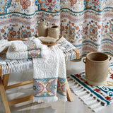 Peri Home Kilim Bath Collection