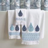 Peri Home Capri Medallion Towel Collection