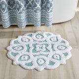 Peri Home Capri Medallion Bath Rug