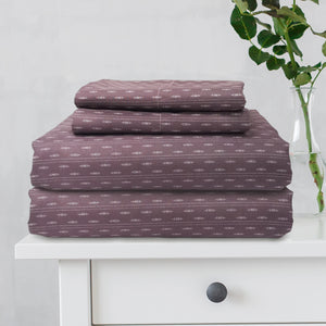Great Hotels Collection Prairie Stripe Sheet Set