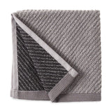 Wellbe Refresh Washcloth Grey