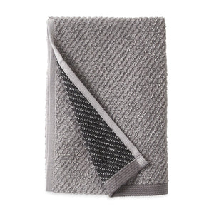 Wellbe Refresh Towels Grey