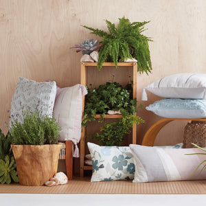 Wellbe Flora Decorative Pillow Collection