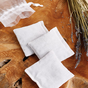 Wellbe 3 Pack Lavender Scented Sachets