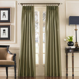Curtainworks Marquee Window Curtain Panel Bronze