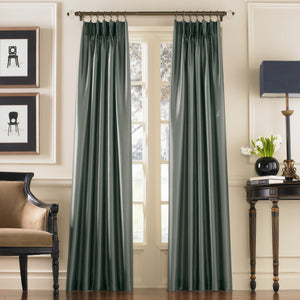 Curtainworks Marquee Window Curtain Panel Teal