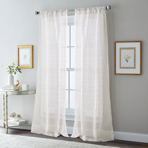 Hailey Window Curtain Panel