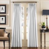 Curtainworks Marquee Window Curtain Panel White