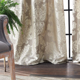 Martha Stewart Palermo Lined Curtain Panels