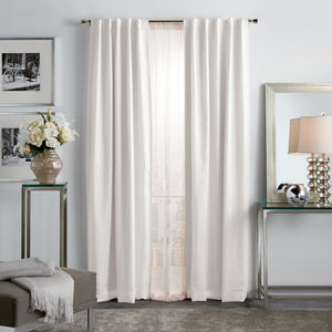 Martha Stewart Park Avenue Curtain Panel Blush
