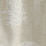 Destinations Seashells Valance Linen