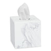 DKNY Mixed Media Bath Accessories Tissue Box Cover