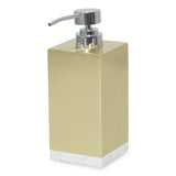 DKNY Mixed Media Bath Accessories Lotion Soap Pump Dispenser