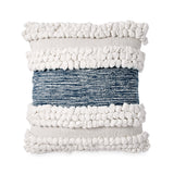 DKNY PURE Woven Bobble Decorative Pillow
