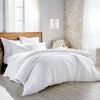 DKNY PURE Texture Bedding Collection White