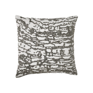 Donna Karan Luna Bedding Collection Beaded Pillow