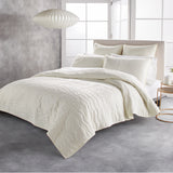 DKNY Cotton Voile Quilt Collection Natural
