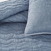 DKNY Cotton Voile Quilt Collection Chambray