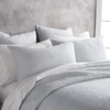 DKNY Stonewash Matelasse Bedding Collection Grey