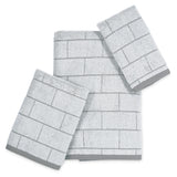 DKNY Subway Tile Towels