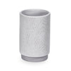 DKNY Grey Wood Accessories Tumbler