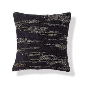 Donna Karan Black Onyx Bedding Collection Decorative Pillow