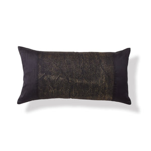 Donna Karan Black Onyx Bedding Collection 11 x 12 Decorative Pillow