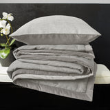 Donna Karan Radiance Quilt Collection Grey