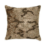 Donna Karan Sanctuary Velvet Texture Decorative Pillow