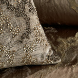 Donna Karan Sanctuary Velvet Texture Decorative Pillows