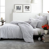 DKNY Clipped 2 Duvet Set