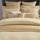Donna Karan Gold Dust Duvet Collection